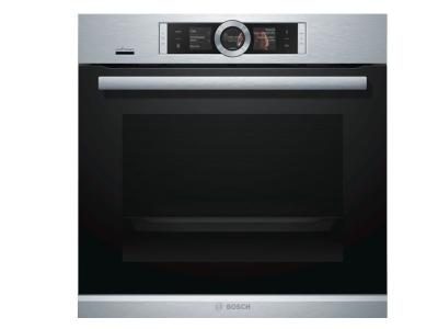 """23"""" Bosch 2.5 Cu. Ft. 500 Series Single Wall Oven With Home Connect - HBE5452UC"""