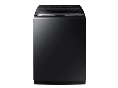 """30"""" Samsung 5.4 Cu. Ft. Activewash Top Load Washer With Integrated Touch Controls - WA54M8750AV"""