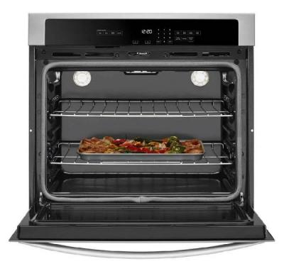"""22"""" Whirlpool 4.3 Cu. Ft. Wide Single Wall Oven With FIT System - WOS31ES7JS"""