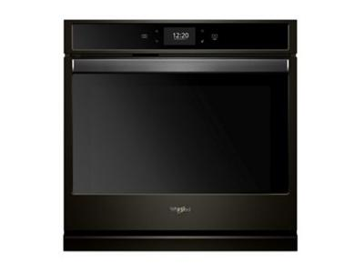 """27"""" Whirlpool 4.3 Cu. Ft. Smart Single Wall Oven With True Convection Cooking - WOS72EC7HV"""