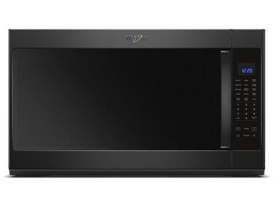 """30"""" Whirlpool 2.1 Cu. Ft. Over the Range Microwave With Steam cooking - YWMH53521HB"""