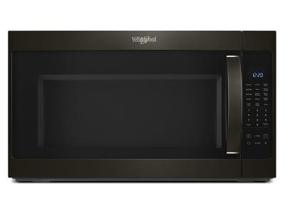 """30"""" Whirlpool 2.1 Cu. Ft. Over the Range Microwave With Steam Cooking - YWMH53521HV"""