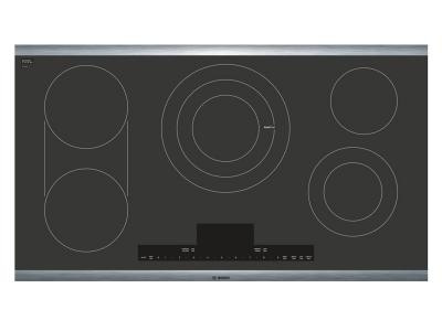 """36"""" Bosch Benchmark Series Electric Cooktop - NETP668SUC"""