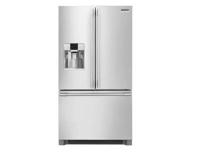 "36"" Frigidaire Professional 21.6 Cu. Ft. French Door Counter-Depth Refrigerator - FPBC2278UF"