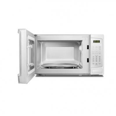 """18"""" Danby 0.7 Cu. Ft. 700 Watts Microwave In White - DBMW0720BWW"""