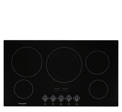 "36"" Frigidaire Gallery Electric Cooktop - FGEC3648UB"