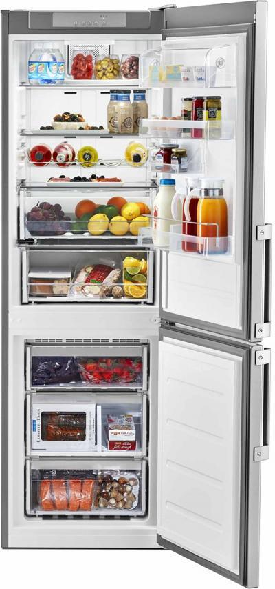 "24"" KitchenAid Bottom-Mount Refrigerator - URB551WNGZ"