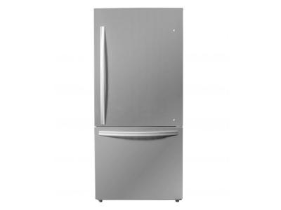 "30"" Danby 18 Cu. Ft. Bottom Mount Refrigerator - DBM187E1SSDB"