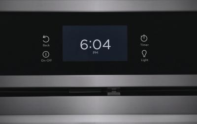 """30"""" Frigidaire Gallery 5.3 Cu. Ft. Single Electric Wall Oven with Total Convection - GCWS3067AD"""