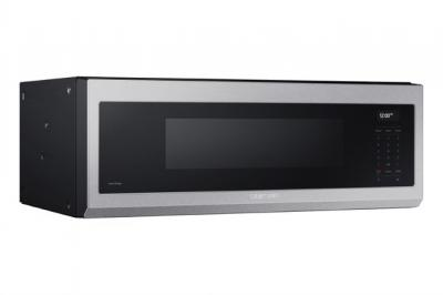 """30"""" Samsung 1.1 Cu. Ft. Low Profile Over the Range Microwave - ME11A7710DS"""