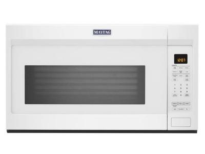 """30"""" Maytag 1.9 Cu. Ft. Over-the-Range Microwave With Dual Crisp Feature - YMMV4207JW"""