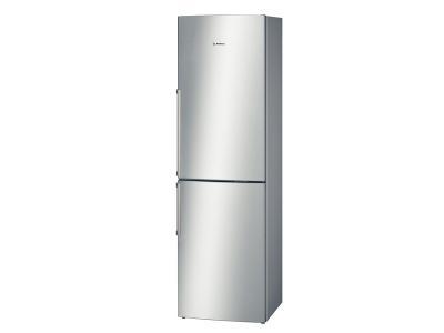 "24"" Bosch 11 Cu. Ft. 800 Series Counter-Depth Bottom-Freezer Refrigerator In Stainless Steel - B11CB50SSS"