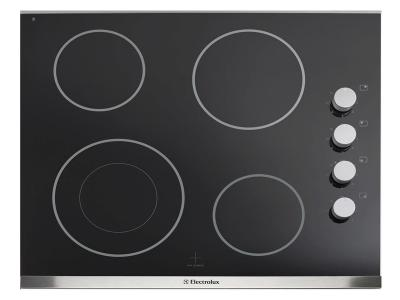 """24"""" Electrolux  Electric Cooktops Stainless Steel - EI24EC15KS"""