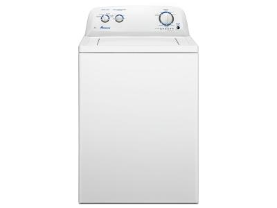 """28""""  Amana 4.0 Cu. Ft. Top-Load Washer With Dual Action Agitator - NTW4516FW"""