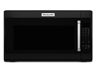 "30"" Kitchenaid 2.0 Cu. Ft. 1000-Watt Microwave With 7 Sensor Functions - YKMHS120EBS"