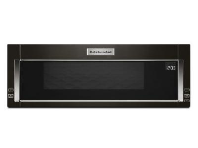 "30"" KitchenAid 1000-Watt Low Profile Microwave Hood Combination - YKMLS311HBS"