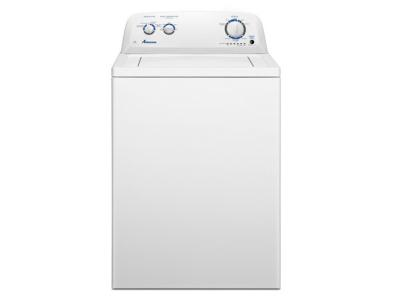 """28""""  Amana 4.4 Cu. Ft. Top-Load Washer With Dual Action Agitator - NTW4519JW"""