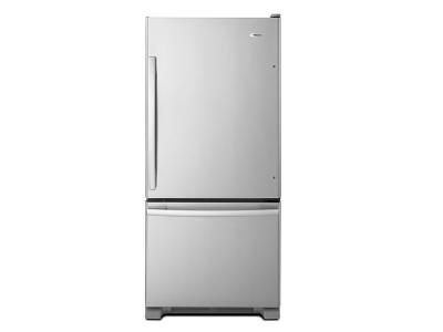 "30"" Amana Bottom-Freezer Refrigerator - ABB1924BRM"